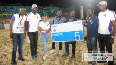 Photo of FCMB Excites Nigerians at COPA Lagos Beach Soccer Tournament