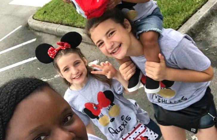 Photo of Love knows no colour as black woman Treka Adopts 3 White Kids